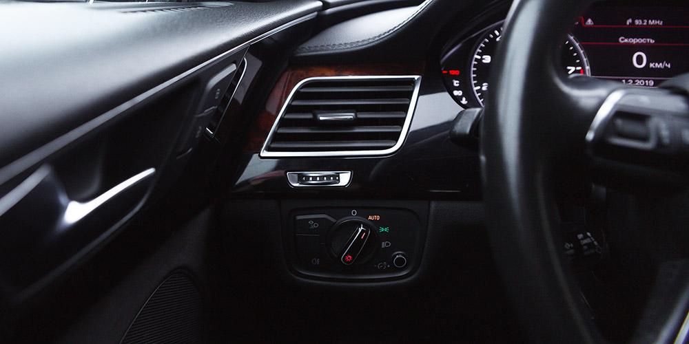 Polypropylene-car dashboard